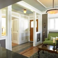 No Entryway? Create the Illusion of One