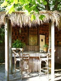 Outdoor Tiki Bar Home Design Ideas, Pictures, Remodel and ...