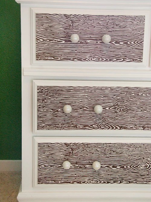 Decoupage Furniture  Houzz