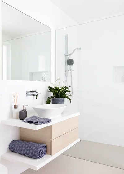 Contemporary Bathroom by Integrity Kitchen Company
