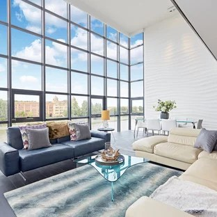 contemporary ideas for living rooms best paint colors room 2016 75 most popular design 2019 this is an example of a medium sized formal open plan in london