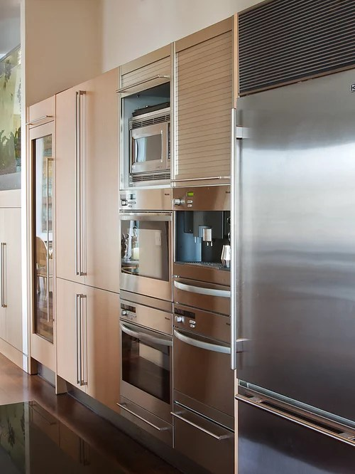 Built In Toaster Oven  Houzz