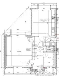 Kitchen Diner Layout 5m X 4m Houzz Uk