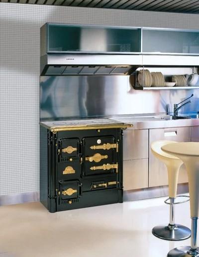 Estilo vintage Las cocinas de lea vuelven a la casa de