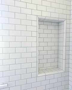 what s the lightest grey grout