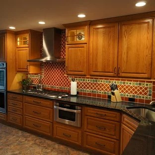 75 Most Popular Small Southwestern Kitchen Design Ideas For 2018