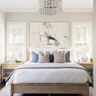 Must See Transitional Dark Wood Floor Bedroom Pictures Ideas Before You Renovate 2020 Houzz