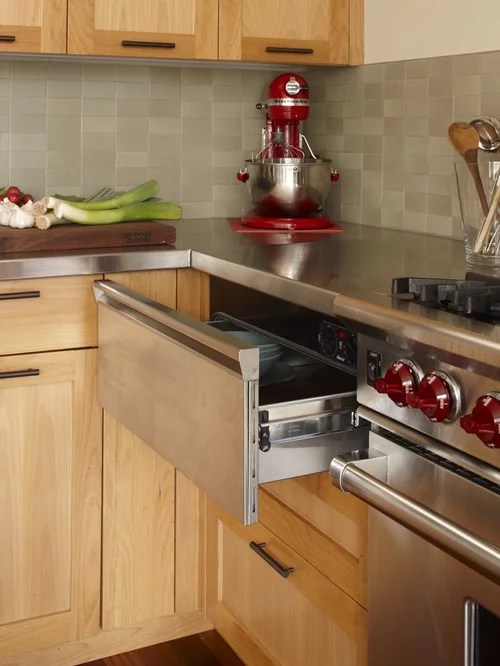 Warming Drawer Home Design Ideas Pictures Remodel and Decor