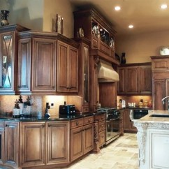 Tuscan Kitchen Island Replacing Sink Faucet Wrap Around Cabinets Home Design Ideas, Pictures, Remodel ...