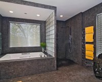 Zero-Threshold Shower Home Design Ideas, Renovations & Photos