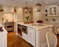 Oven In Island | Houzz