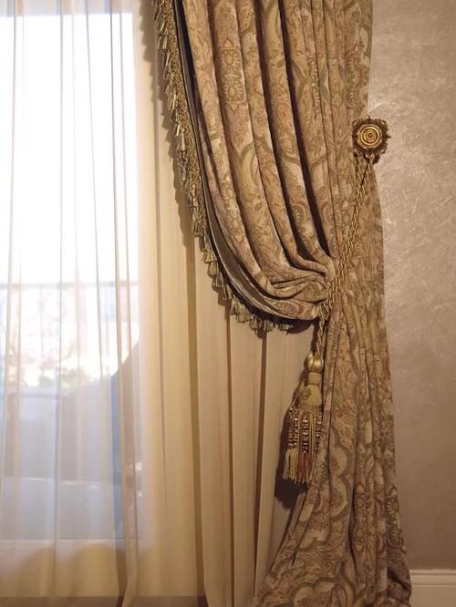 Best Master Bedroom Drapery Design Ideas Remodel Pictures Houzz