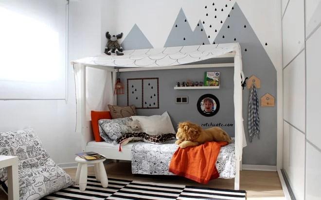 Clásico renovado Dormitorio infantil by Rut Chicote Interiorismo