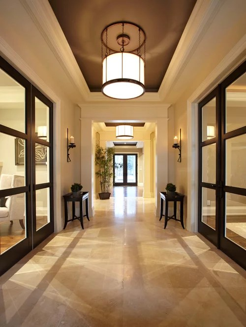 Fixtures Large Light Foyer