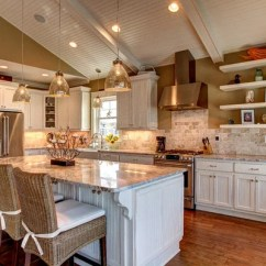Kitchen Faucet Pull Out Decorated Kitchens Neutral | Houzz