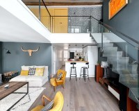 Duplex Interior | Houzz