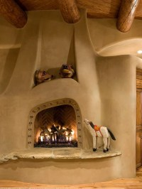Beehive Fireplace | Houzz