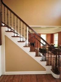 Interior Staircase Ideas, Pictures, Remodel and Decor