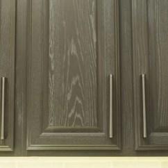 Refinishing Oak Kitchen Cabinets Making A Island From Gray Update Texas