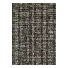 Couristan Super Indo Natural Area Rug Dark Brown 8'x11'