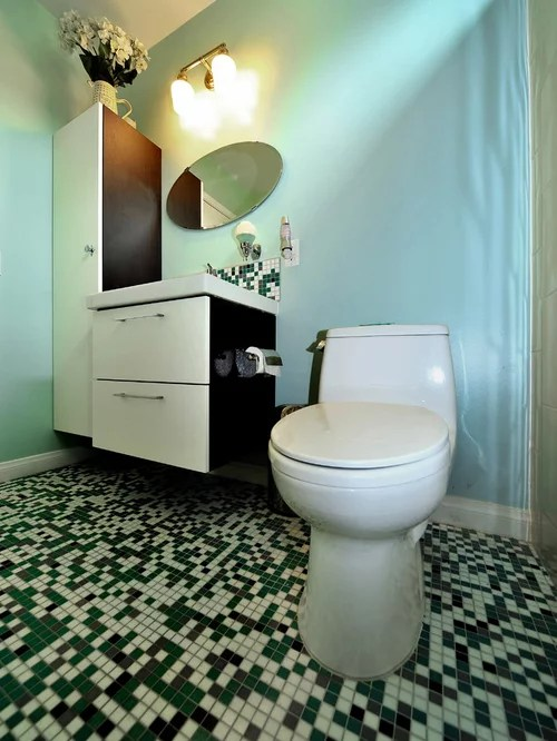 Retro Modern Bathroom Home Design Ideas Pictures Remodel and Decor