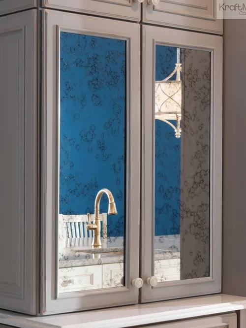 KraftMaid Glass  Decorative Doors