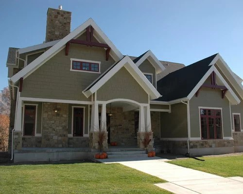 Colonial Revival Home Design Ideas Pictures Remodel And Decor