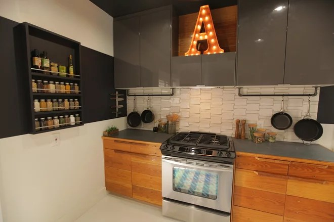 Rustic Kitchen by Kelli Kaufer Designs