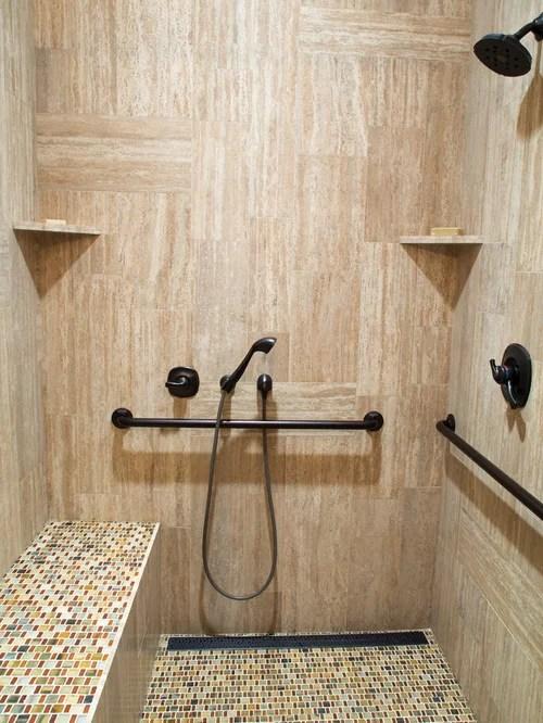Handicapped Accessible Shower Design Ideas  Remodel