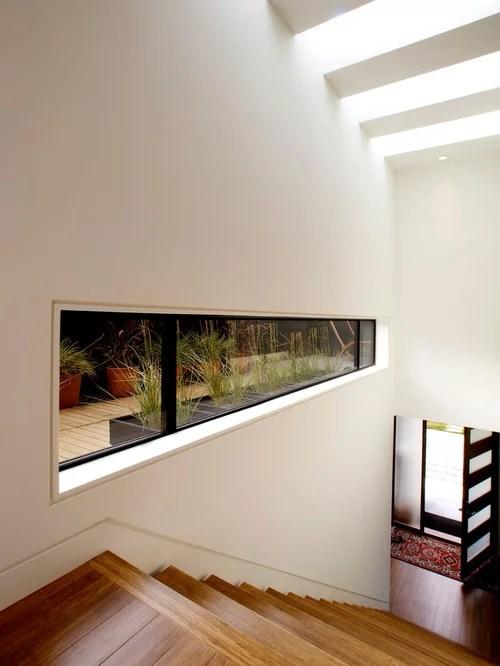 Window In Stairwell  Houzz