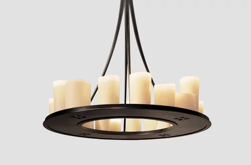 Math Ring By Kevin Reilly For Holly Hunt Chandeliers
