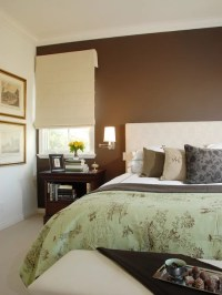 Brown Accent Wall Ideas, Pictures, Remodel and Decor