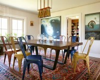 Best Eclectic Dining Room Design Ideas & Remodel Pictures ...