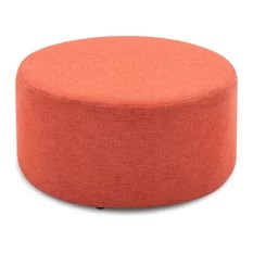 24x24 footstools ottomans houzz