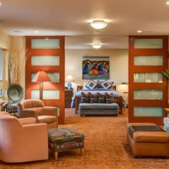 Southwest Living Rooms Room Decor With Gray Walls 75 Most Popular Southwestern Carpeted Design Ideas For Example Of A And Orange Floor In San Francisco Beige