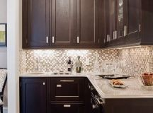 Oyster Shell Mosaic Backsplash Ideas, Pictures, Remodel ...