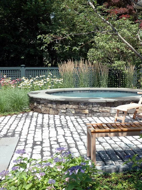 Backyard Spa Houzz