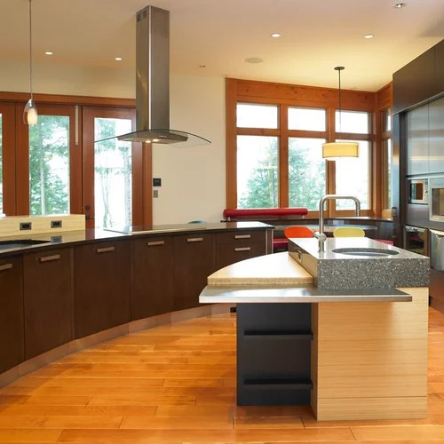 kitchen island exhaust fans hoods aid gas grill multi level design ideas & remodel ...