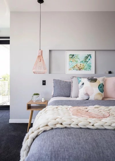 Contemporary Bedroom by Tailored Space Interiors - Interior Design