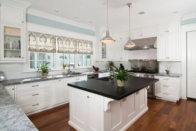 Traditional Kitchen by Precision Cabinets