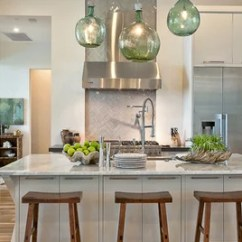 Kitchen Light Pendants Italian Cabinets Houzz Lighting Stainless Steel Faucet With Pull Down