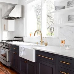 Gray Kitchen Floor Island Dining Table 75 Most Popular White Design Ideas For 2019 Stylish Transitional Appliance Medium Tone Wood Photo In Baltimore With A Farmhouse