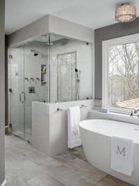75 Trendy Master Bathroom Design Ideas - Pictures of ...
