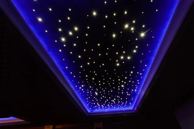 Sternenhimmel an der Decke 7 Ideen fr Schlafzimmer