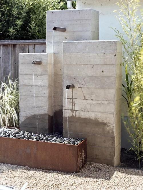 s minimalist garden