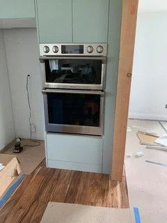 oven microwave combo and ikea cabinets