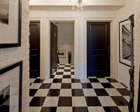 Black Interior Door White Trim Ideas, Pictures, Remodel ...