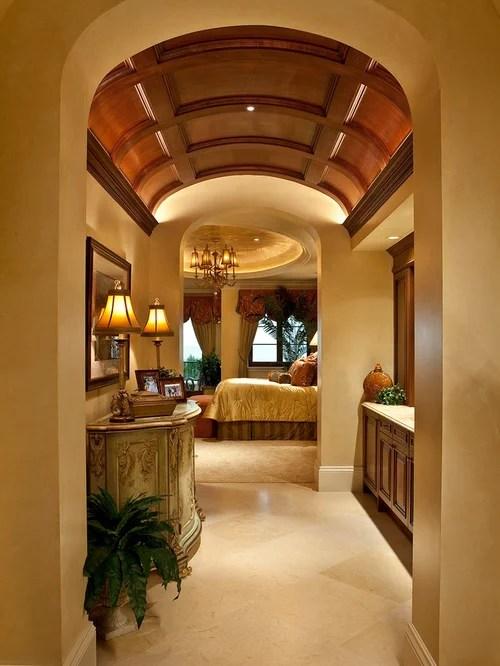 Mediterranean Hallway Design Ideas Pictures Remodel  Decor