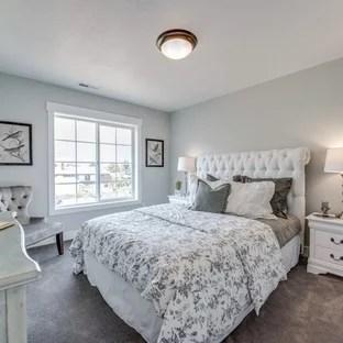 silver grey bedroom ideas