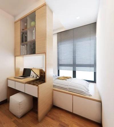 Modern Bedroom by De Bjorn Concept
